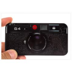 Digital Camera Printing Case for iPhone 4/4S