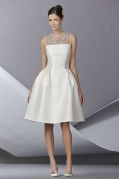 37 Designer Wedding Dresses for Fall 2014 - Couture Wedding Dress Designers - Harper's BAZAAR http://thebridaldress.blogspot.com/