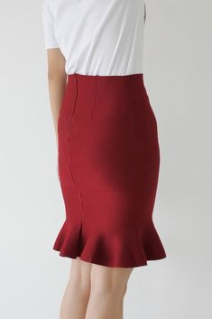 Frills Of The Chase Skirt $50.00 USD StolenStores.com