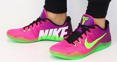 78f52dc65319 Nike Kobe 11 Mambacurial New Sneakers