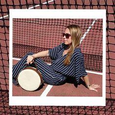 Match point #cevalebag . . . #cevalebag #coco #borsadirafiaepelle #matchpoint #tennisgirl Tennis Girl, Match Point, Tennis Match, Cover Up, Inspirational, Beach, Accessories, Instagram, Fashion