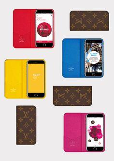 Já sabe do novo app que a Louis Vuitton vai lançar? Vem ver!