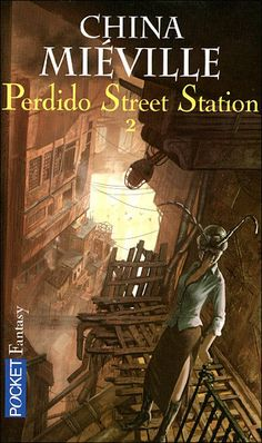 Another 'Perdido Street Station' cover