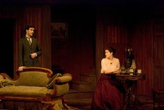 """Is This Madness? Or Just Emotional and Psychological Abuse? Princeton Summer Theater Stages Classic Thriller """"Gaslight"""""""