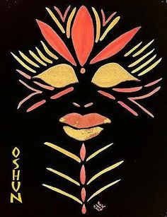 Oshun by Cleaster cotton