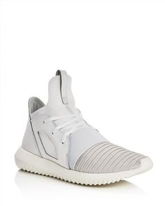 1db393e34d0b Adidas Women s Tubular Defiant Lace Up Sneakers Shoes - Sneakers -  Bloomingdale s