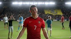 "In my backyard in the it was Baggio, Bergkamp & (the original) Ronaldo. - Nike releases epic ""Winner Stays On"" film starring Cristiano Ronaldo, Neymar and more. Nike Football, Nike Soccer, Pool Basketball, Neymar Jr, Cristiano Ronaldo, World Cup 2014, Fifa World Cup, Anuncio Nike, Football Presents"