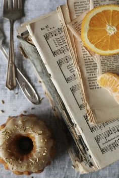 Toasted Fennel & Orange Morning Cakes  /Roost: A Simple Life