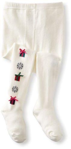 Hartstrings Baby-girls Infant Holiday Motif Tights, « Clothing Impulse