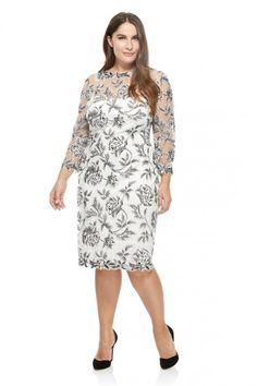 c1e955e24b46 Tadashi Shoji Plus Size - Sultana Dress