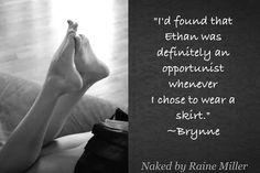 Book Boyfriend Ethan Blackstone in Naked - Raine Miller <3