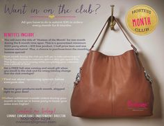 Thirty-One Hostess of the Month Club