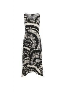 Hi Low Dress in black #summer #summerdress #tribalsportswear #maxidress #dress #fashion #style #summerstyle