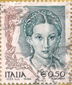 Briefmarke-Europa-Südeuropa-Italien-0.50-2004