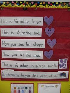 cute poem...kids can make a book too