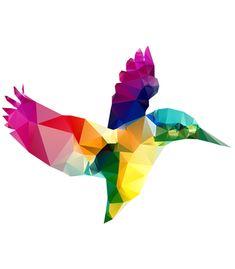 Vandal - Geometric Bird by Three of the Possessed