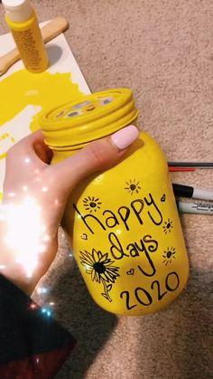 Diy Crafts Hacks, Diy Crafts For Gifts, Diy Home Crafts, Diy Arts And Crafts, Jar Crafts, Cute Crafts, Crafts To Do, Everyday Hacks, Ideias Diy