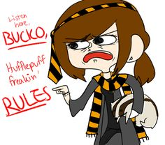 Tonks is a Hufflepuff. The founder of Hogsmeade was a Hufflepuff. Most of the original recipes from the Hogwarts kitchen were created by Helga Hufflepuff.