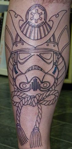 Samurai Stormtrooper - I'd add color!