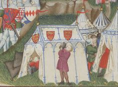 Thomas de Saluces , Le Chevalier errant . | Gallica (Could those grey sacks…