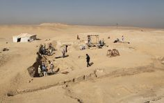 Ancient 4,500-year-old boat discovered in Egypt   Fox News
