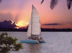 Sunset Sailing St. John USVI, same boat I rode when I was there 6 years ago.
