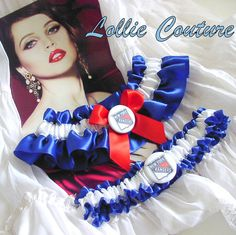 NY Rangers custom wedding lingerie by lolliecouture on Etsy
