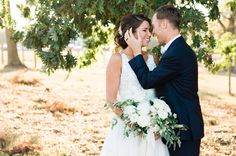 Intimate Southern Wedding with Romantic & Rustic Style
