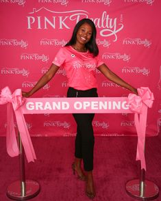 Opening Ceremony, Grand Opening, Template, Boutique, Places, How To Make, Pink, Beauty, Instagram