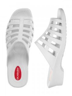 White Sienna. Comfortable and Perfect Heel Size. $17.99