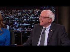 Bill Maher & Bernie Sanders On Climate Change Deniers - YouTube