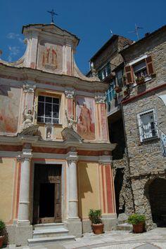 Seborga (IM) Chiesa di S. Martino