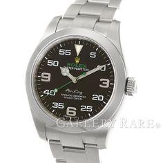 ロレックス エアキング ランダムシリアル ルーレット 116900 ROLEX 腕時計