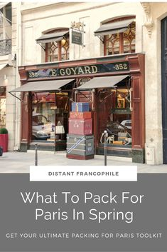 Packing for Paris in spring can be tricky. Grab your free Packing for Paris Toolkit and my favourite tips. Paris In Spring, Classic Trench Coat, What To Pack, Travel Light, Parisian Style, Trip Planning, Over The Years, Packing, France