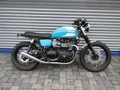New Triumph Bonneville Spirit Special by Jack Lilley & Down & Out Cafe Racers | eBay