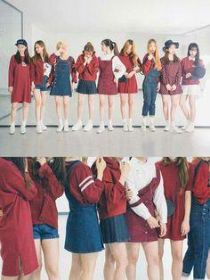 Korean Fashion Similar Look - Fashion Fashion Mode, Fashion Group, Korea Fashion, Cute Fashion, Asian Fashion, Look Fashion, Girl Fashion, Fashion Outfits, Womens Fashion