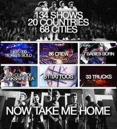 Take Me Home. One Direction
