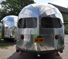 Happy Day Vintage Mobile Home Monday 1950 Silver Streak Clipper My Wish List Airstream