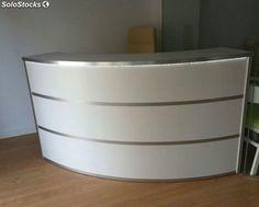 mostrador de recepcion - Buscar con Google Dresser, Design, Furniture, Home Decor, Google, Counter, Receptions, Shelving Brackets, Desktop
