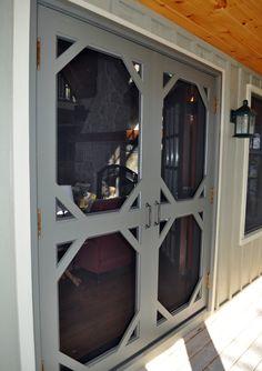 Patio Screen Doors