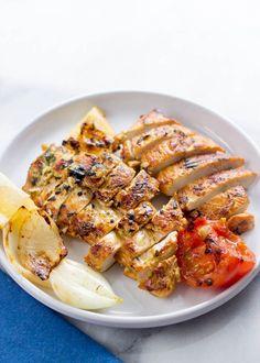 Mediterranean Grilled Chicken Breasts - Gimme Delicious