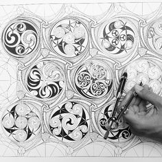 Celtic Pattern, Geometry and Imagination 10 - 14 August 2015 - 10:30 to 17:30  at The Prince's School of Traditional Arts, 19-22 Charlotte Road, London This course will explore the interplay between traditional geometry and imaginative freehand ornament within Celtic Art from its Paleolithic beginnings through to Classical and Christian periods.  Students will learn to draw and compose the traditional forms of knotwork and key patterns as well as the unique geometrical methods of compass…