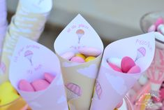 hot air balloon candy bar/ βάπτιση αερόστατο candy bar