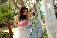 Wedding in paradise