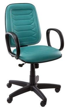 Cadeira Giratória Diretor 5002P - Cadeira gomada, anatômica - Móveis Belo.