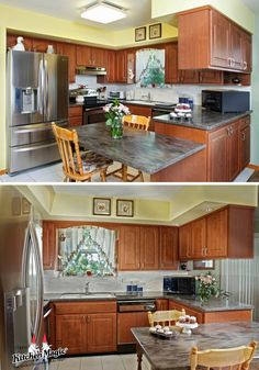 Pinterest & 247 Best Kitchen Cabinets images in 2019 | Cabinet styles Dressers ...