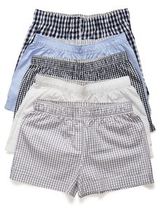 It's summertime, cool off after dark in our Boxer sleep shorts in myriad hues and patterns. http://ss1.us/a/y8v0Jc3h