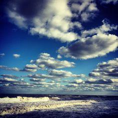 Adriatic sea, italy