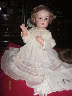 "971 Armand Marseille Porzellankopf Charakter Puppe, 41cm;""971-Germany-A 6 M-"" | eBay"