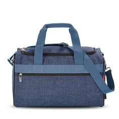 Sporttasche M in der Farbe Pixel Blue www.JUMP-4YOU.de